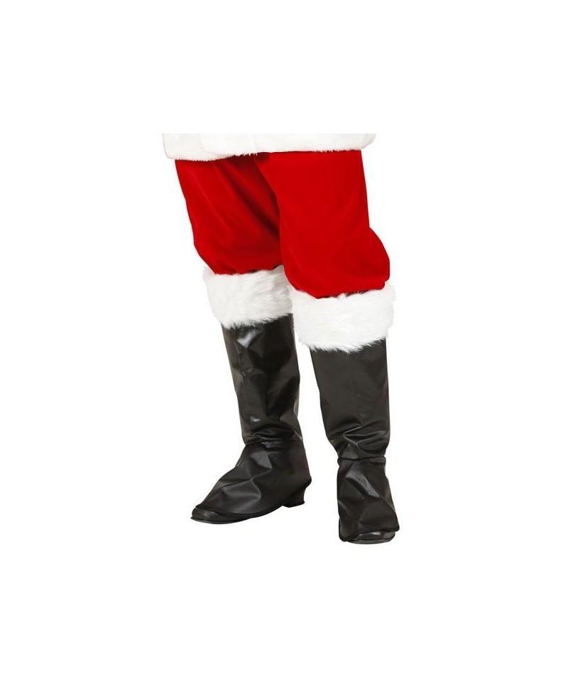 Cubrebotas Papa Noel