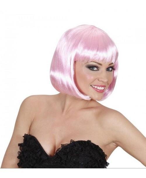 Peluca Lovely Rosa