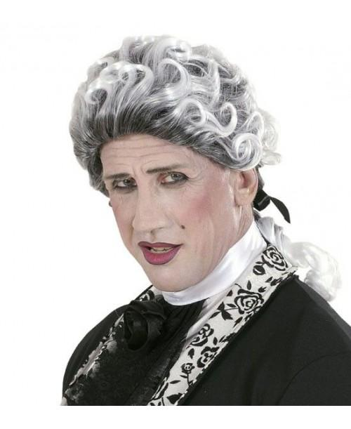 Peluca Marqués Gótica