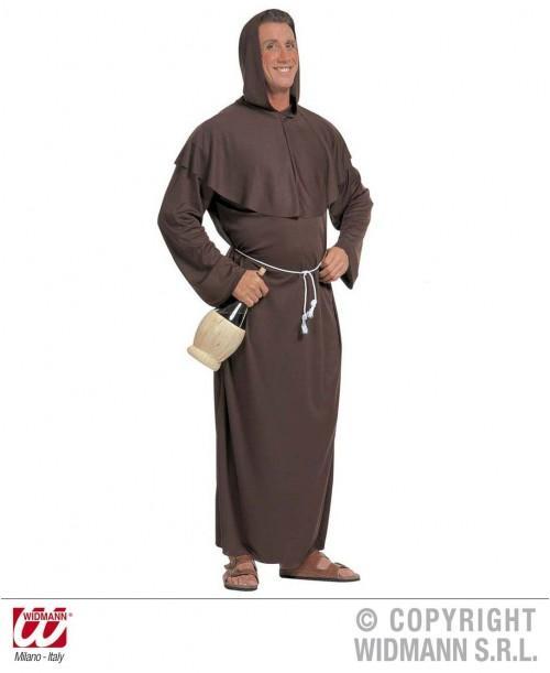 Disfraz de Fraile para Adulto