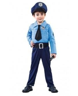 Disfraz de Policía para niños