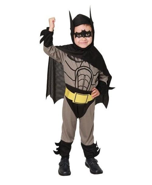 Disfraz Murciélago Héroe para niños