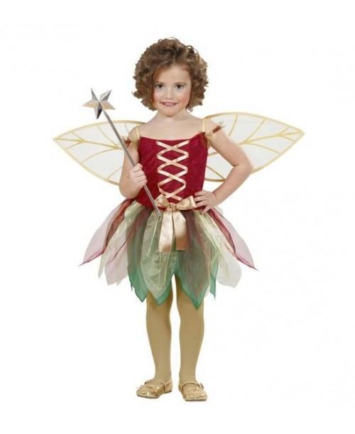 Disfraz de Hada Fantasy para Niñas