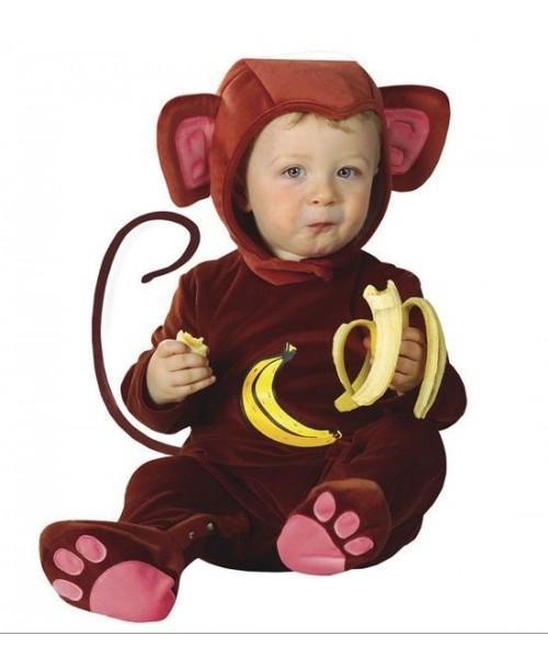 Disfraz de Mono para Bebés
