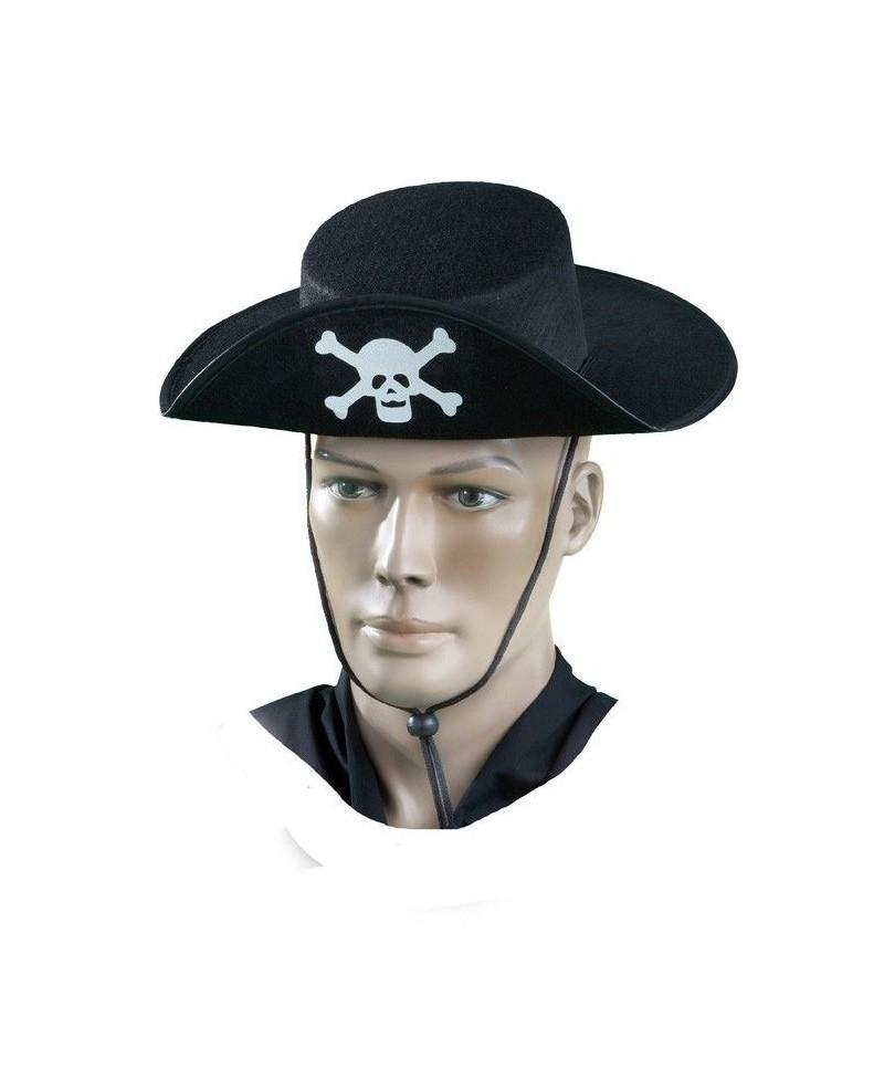 Gorro Infantil de Pirata