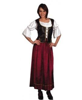 Disfraz de Cantinera para mujer