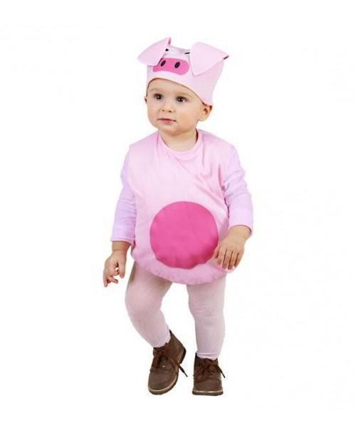Disfraz de Cerdito para Bebés