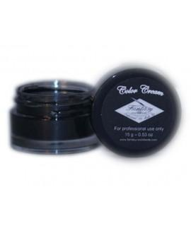 Maquillaje en Color Negro