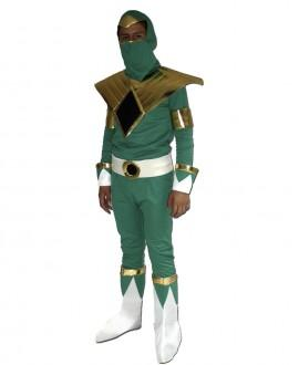 Disfraz de Guerrero Verde