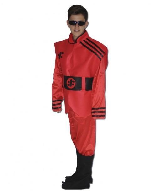 Disfraz de Ninja Rojo