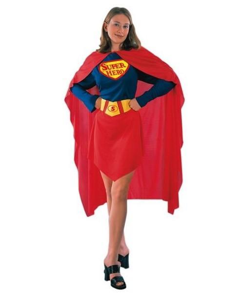 Disfraz de SuperHéroe Chica