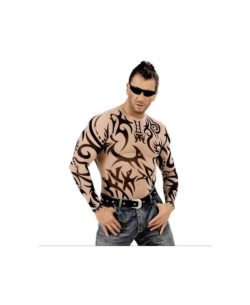 Camiseta Tatuajes Tribal para Chico