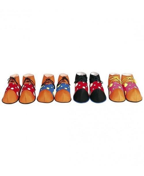 Zapatos para Disfraz de Payaso Maxi