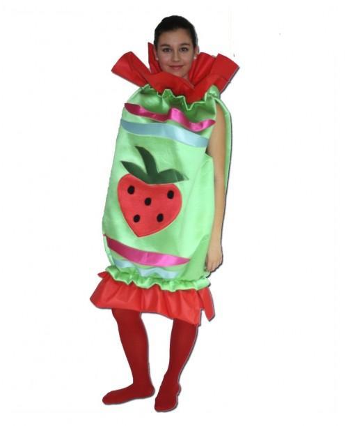 Disfraz de Caramelo para Adultos