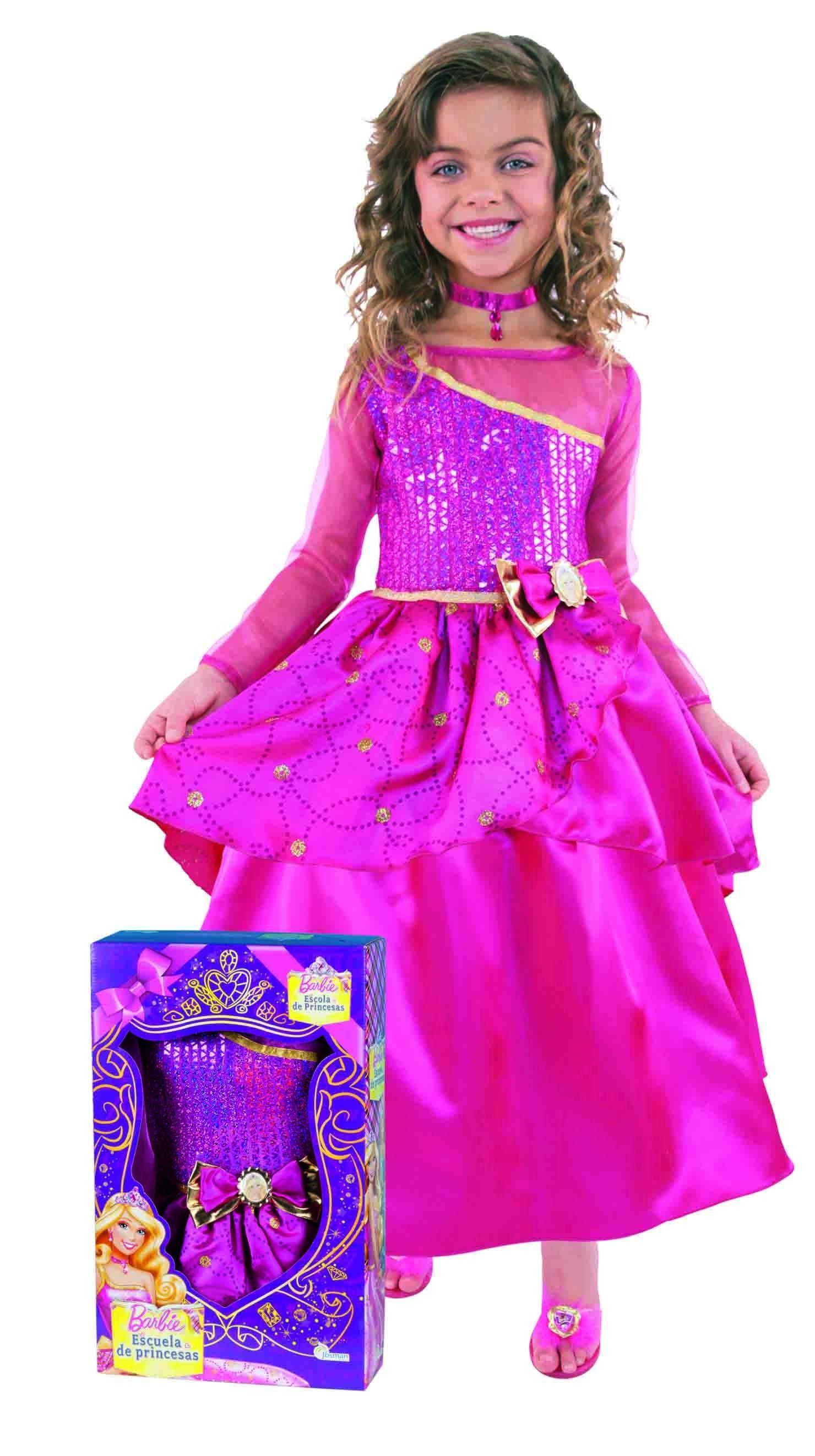 Disfraz Barbie Escuela Princesas para Niñas | Disfraces Originales