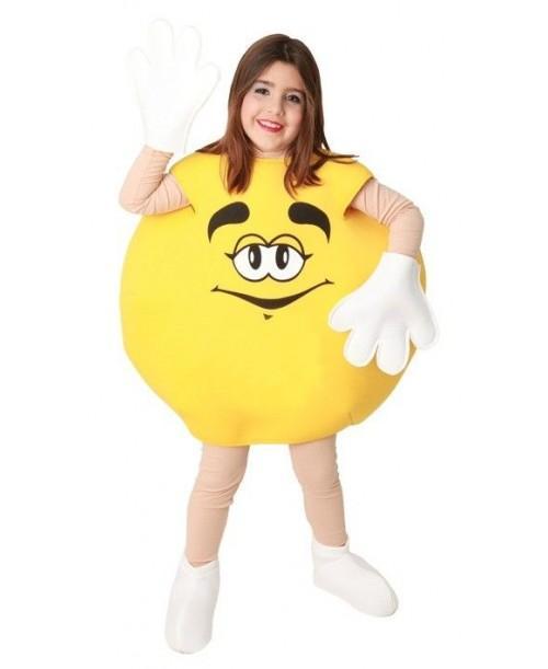 Disfraz de Caramelo Amarillo