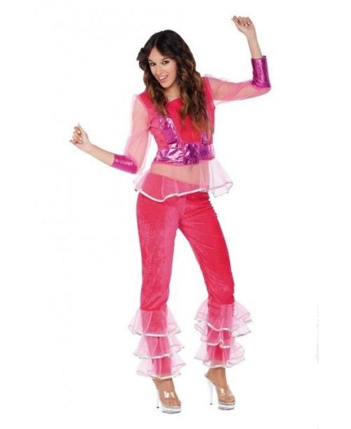 Disfraz de Chica Disco