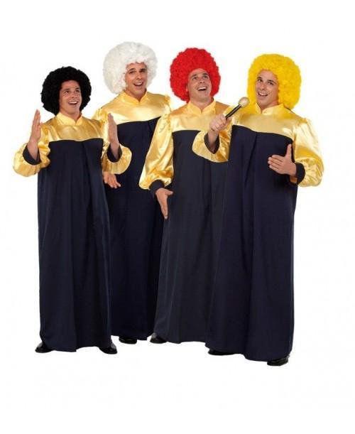 Disfraz Toga Gospel