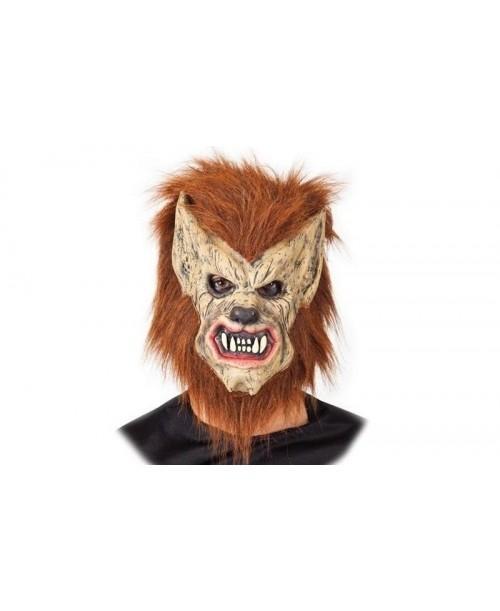 Máscara Hombre Lobo