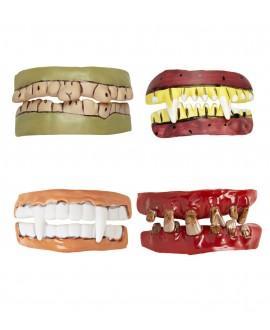 Dentaduras terror