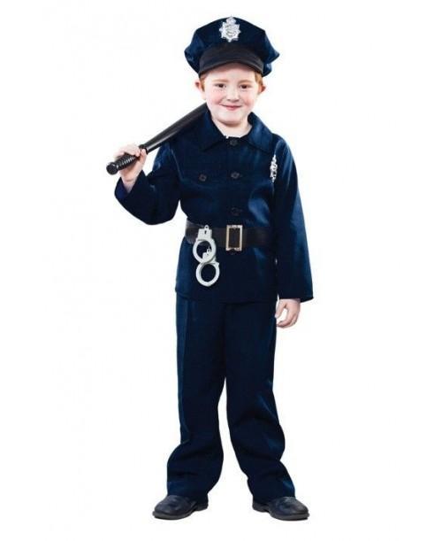 Disfraz de Policía Infantil