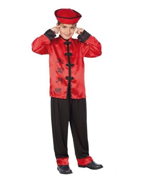 Disfraz de Chino Niño