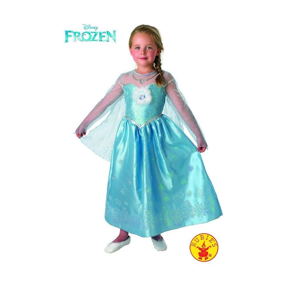 Disfraz Elza Frozen Deluxe | Disfraces Disney
