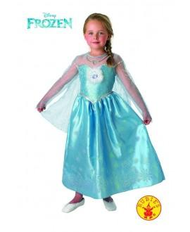 Disfraz Elsa Frozen Deluxe