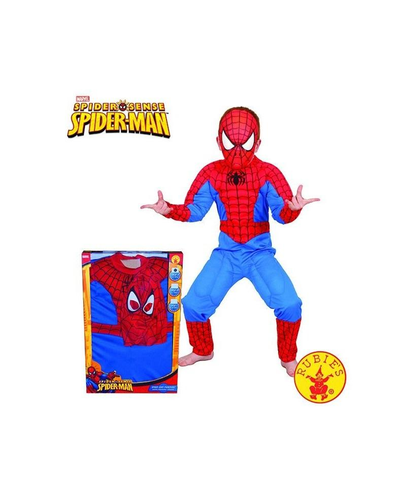 Disfraz Spiderman Musculoso