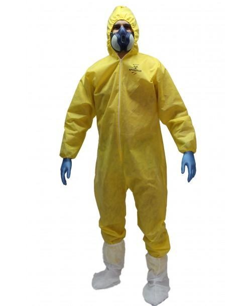 Disfraz Stop Epidemias