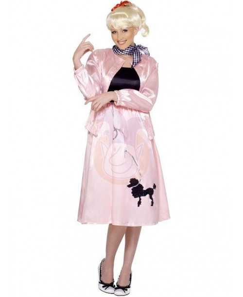 Grease Pink Dress