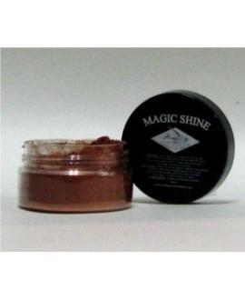 Maquillaje en crema Rojizo