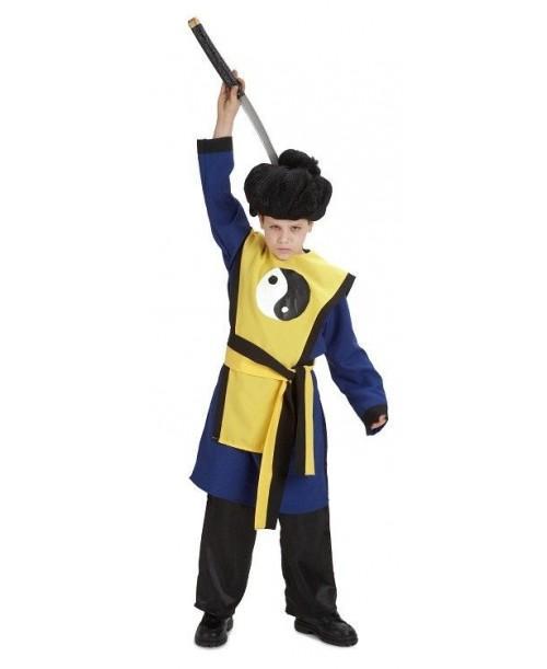 Disfraz de Ninja Ying-Yang