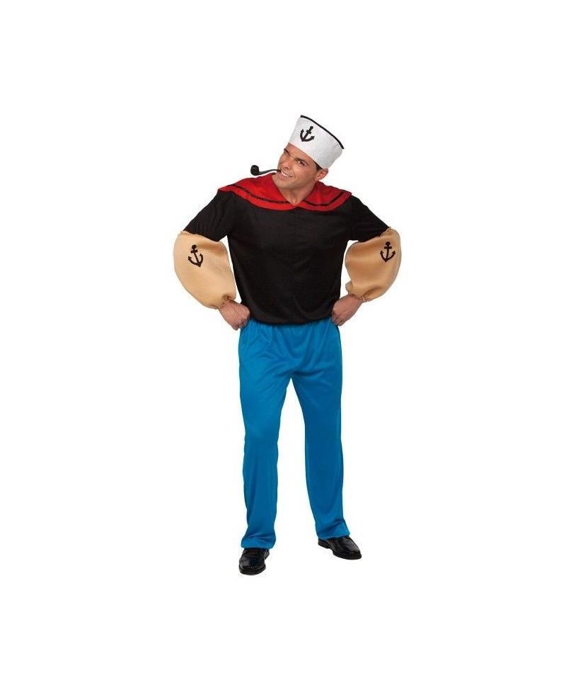 Disfraz de Marinero Forzudo