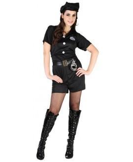 Disfraz de Policia Chica