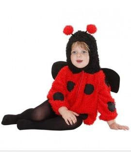 Disfraz de Mariquita Fuzzy