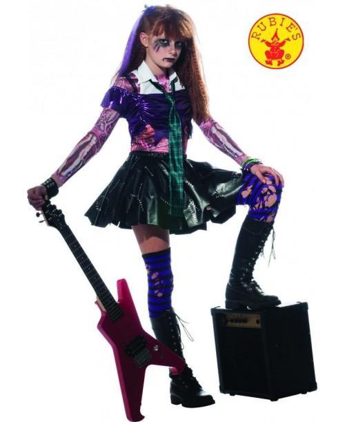 Disfraz Rockera Zombie