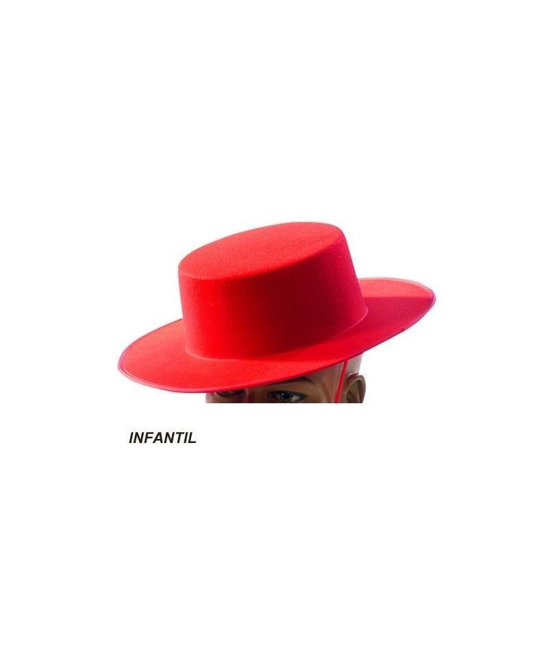 Sombrero infantil cordobés
