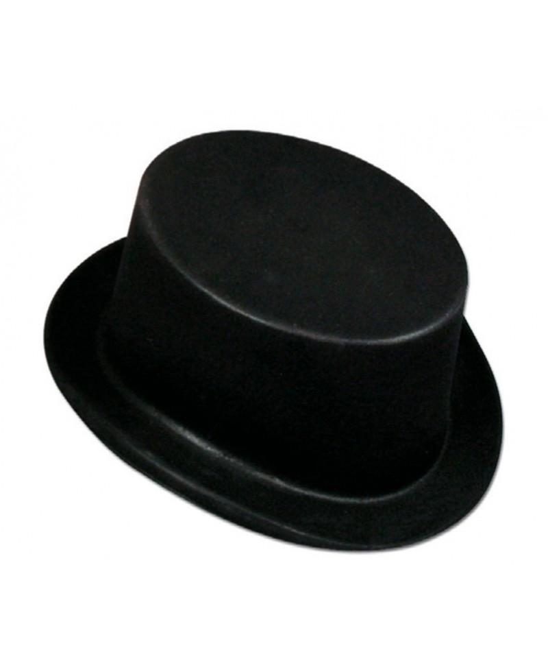 Sombrero chistera para adultos  86cbea47a1d
