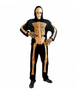 Disfraz de Esqueleto Neón 3D
