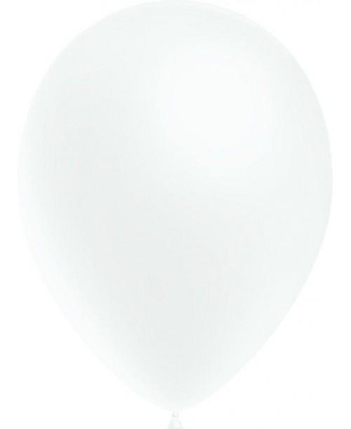 Globo blanco
