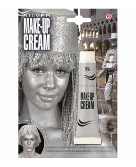 Maquillaje Plateado