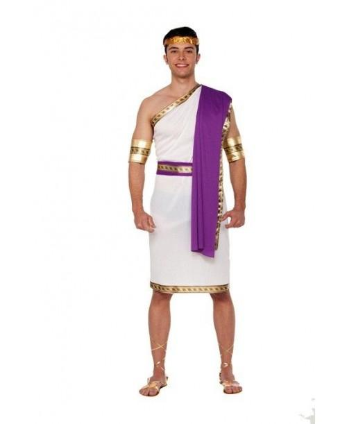 Disfraz de Romano para Adulto
