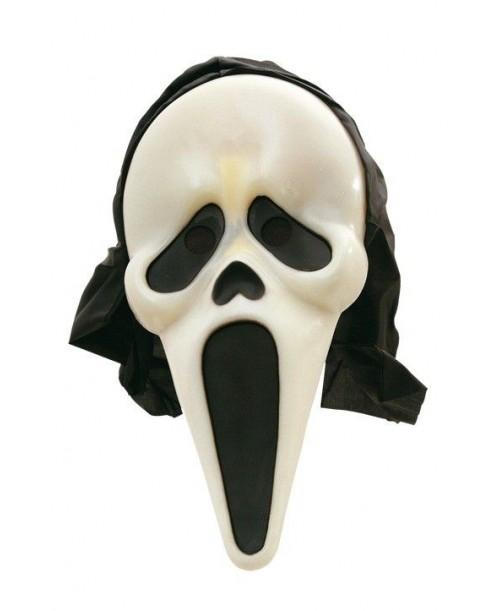 Careta Scream G.I.D. con Capucha