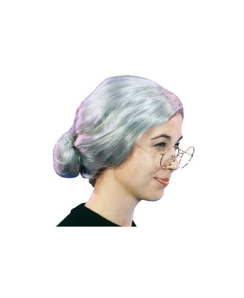 Peluca Anciana