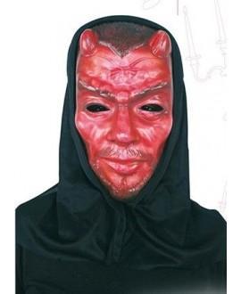Máscara Cubierta de Diablo