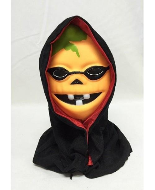 Máscara Calabaza Cubierta