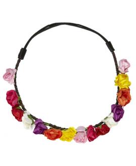 Cinta Para La Cabeza Flores