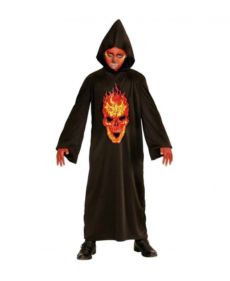 Disfraz Skeleton Devil para Niños
