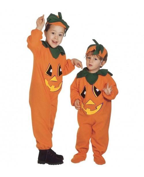 Disfraz de Calabaza Niños
